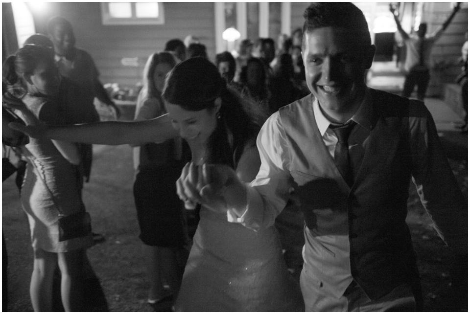56-black-white-exit-wedding-morgantown-wv