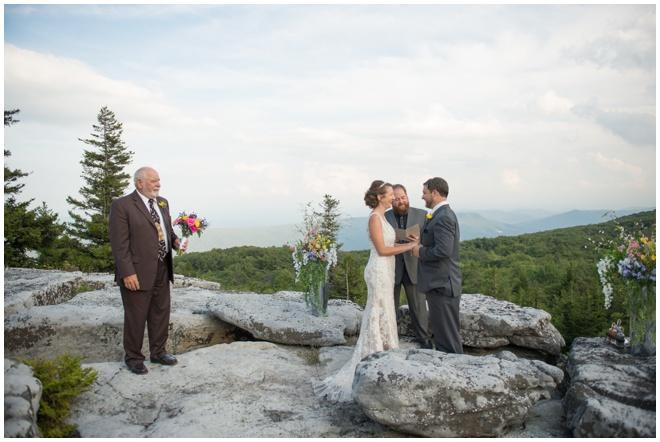 013-Dolly-Sods-Wedding-Elopement-bear-rocks
